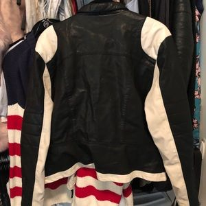 BlankNYC Leather Jacket